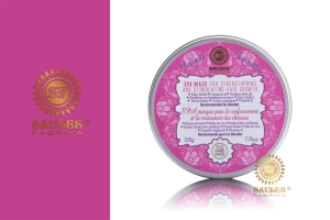 SPA mask for strengthening and growth of hair